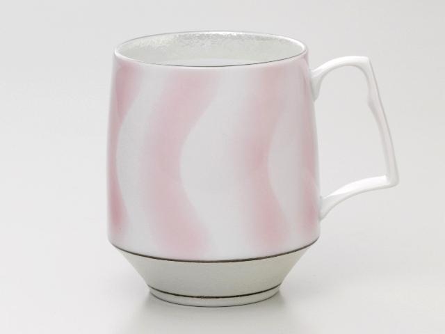 オーロラ モーニングマグカップ