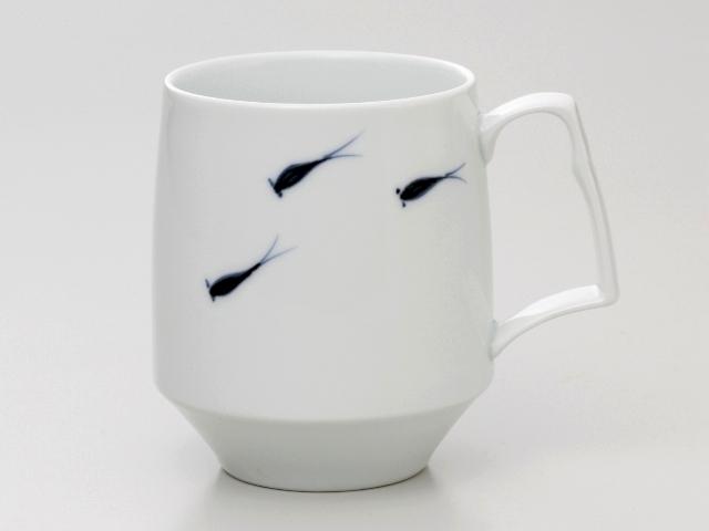 メダカ モーニングマグカップ