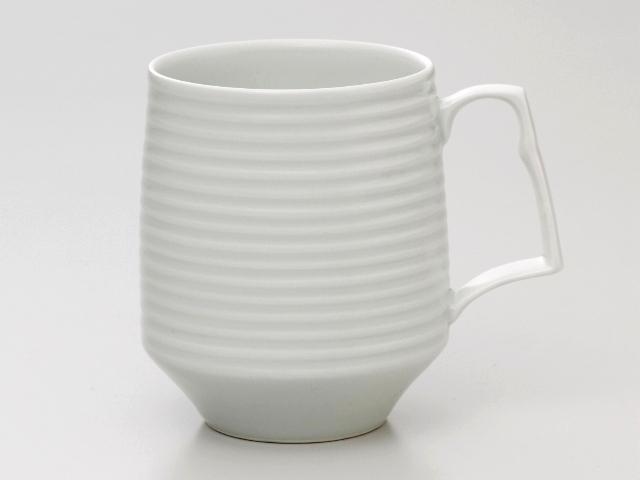 シンフォニーホワイト モーニングマグカップ