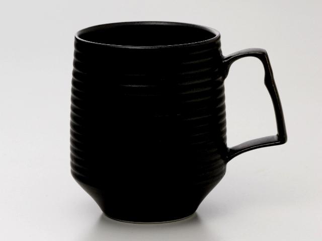 シンフォニーブラック モーニングマグカップ