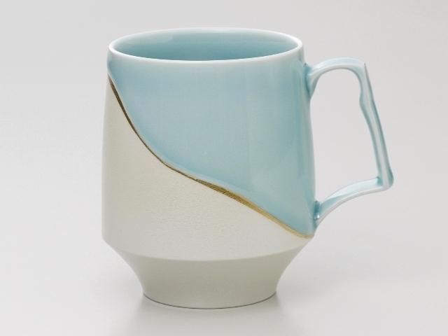パールシーミント モーニングマグカップ
