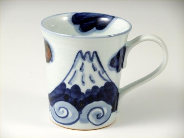 富士山 マグカップ