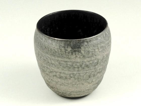 晶雲母銀 ロックカップ