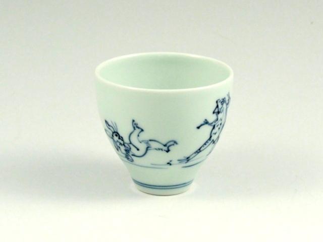 高山寺(鳥獣戯画) グイ呑