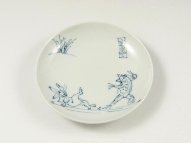 高山寺(鳥獣戯画) 4寸皿