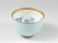 水釉流水桜 千茶