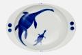 【匠の蔵 極上のカレー皿】 プレシオサウルス
