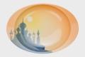 【匠の蔵 極上のカレー皿】 タージマハル
