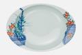 【匠の蔵 極上のカレー皿】 花篭