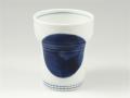 染丸(青) キーポ焼酎カップ