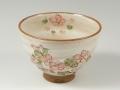 花街道 さくら(3月) 茶碗