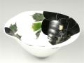 黒牡丹手なぶり 深菓子鉢