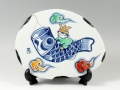 鯉のぼり 陶板(大)