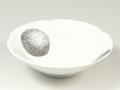 丸紋プラチナ彩花型 小鉢