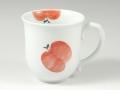 りんご(赤) マグカップ