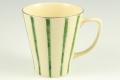 錦プラチナグリーン十草 マグカップ