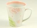 ラスター薔薇(ピンク) マグカップ