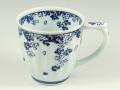 桜散し(青) マグカップ