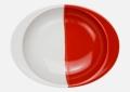 【匠の蔵 極上のカレー皿(小)】 パプリカ