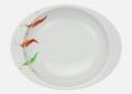 【匠の蔵 極上のカレー皿(小)】 レッドペッパー