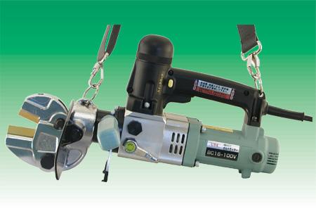 電動油圧式ボルトカッター BC16-100V