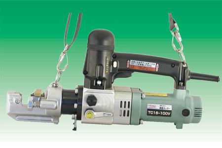 電動油圧式鉄筋カッター TC16-100V