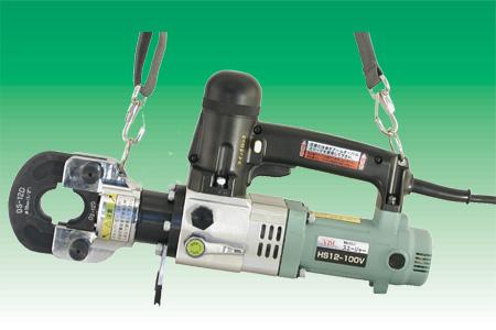 電動油圧式スエージャー HS12-100V