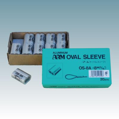 アームオーバルスリーブ 8mm用 OS-8A
