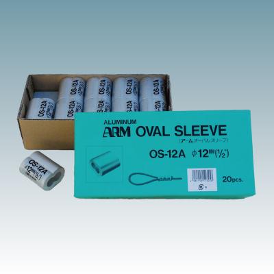 アームオーバルスリーブ 12mm用 OS-12A
