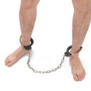 チタン合金足錠 LEG-01