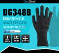 防水通気手袋 ウルトラフレックスグローブ(Dex Shell) DG348B
