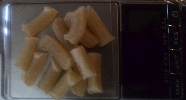 ニュージーランド産ビーズワックス10g 化粧品原料使用基準適合