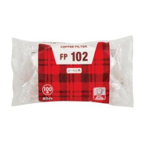FP102コーヒーフィルター 100枚入