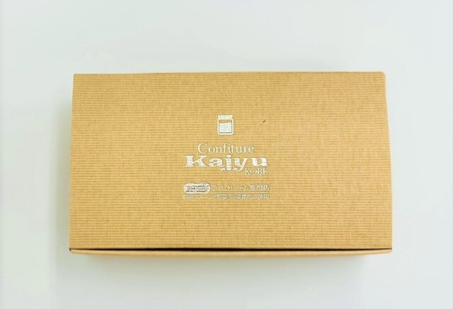 コンフィチュール専用ギフトボックス(3個入)
