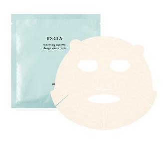 EXCIA | エクシア AL  ホワイトニング エクストリーム チャージ セラムマスク 29ml×6枚入