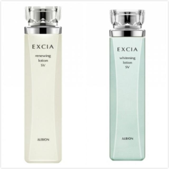 EXCIA | エクシア AL  リニューイング/ホワイトニング  ローション SV