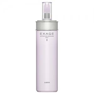 EXAGE | エクサージュ アクティベーション モイスチュア ミルク 1 2 3