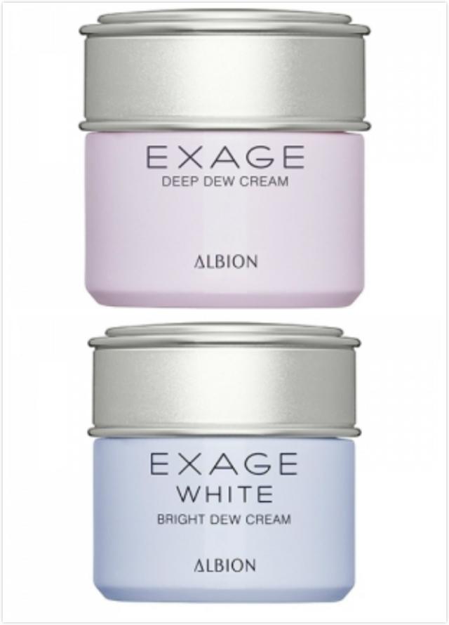 EXAGE | エクサージュ ディープデュウ/エクサージュホワイト クリーム