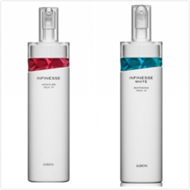 INFINESSE | アンフィネス モイスチュア/ホワイトニング  ミルク IA