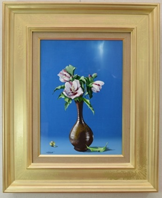 渡辺三郎 はちすの花