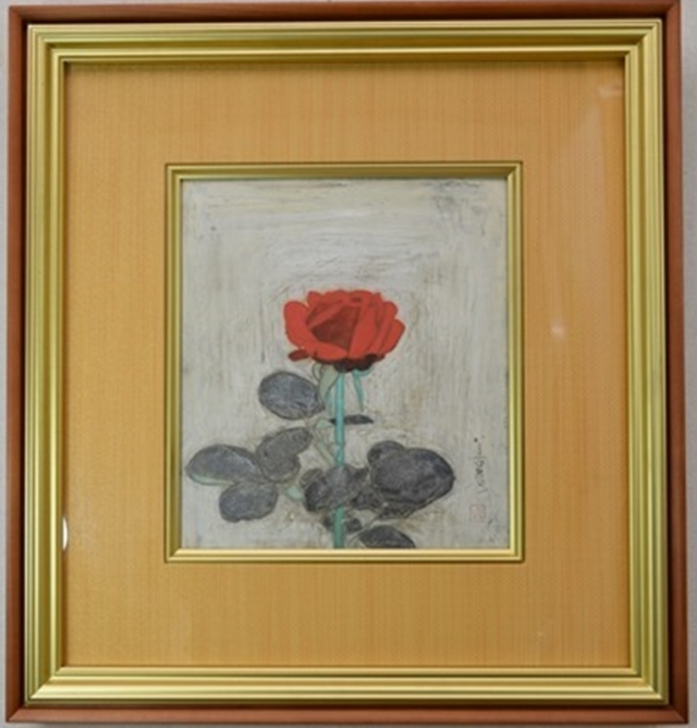 吉田善彦 薔薇
