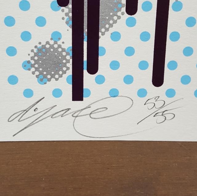 DFACE サイン