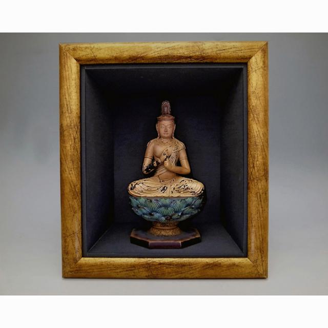 BuddhismArtシリーズ 立体アートフレーム