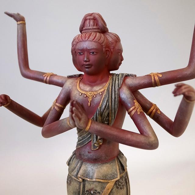 BuddhismArt 阿修羅像