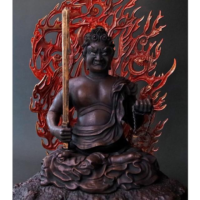 BuddhismArt 不動明王|高品質仏...