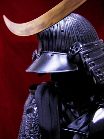 【受付終了】 伊達政宗 武将像 1/4スケール(FRP樹脂)