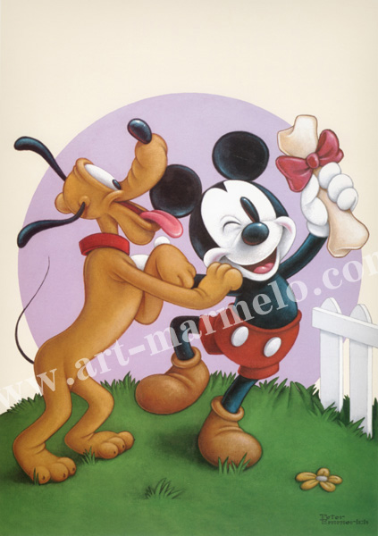 「Playful Pluto」