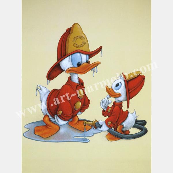 ディズニー「Chief Donald Duck」