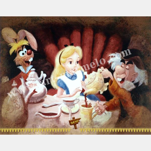 ディズニー「Mad Tea Party」