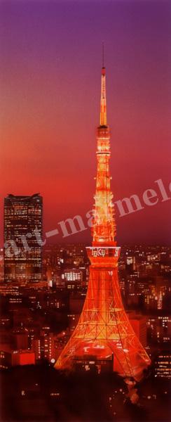 矢道瞬の版画「City�」、版画の通販専門店アート・マルメロ